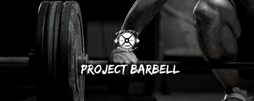 Project Barbell Podcast - imagen de show de portada