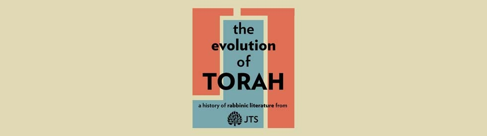 The Evolution of Torah: a history of rabbinic literature - Cover Image
