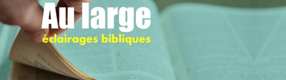 Au large - Eclairages Bibliques - show cover