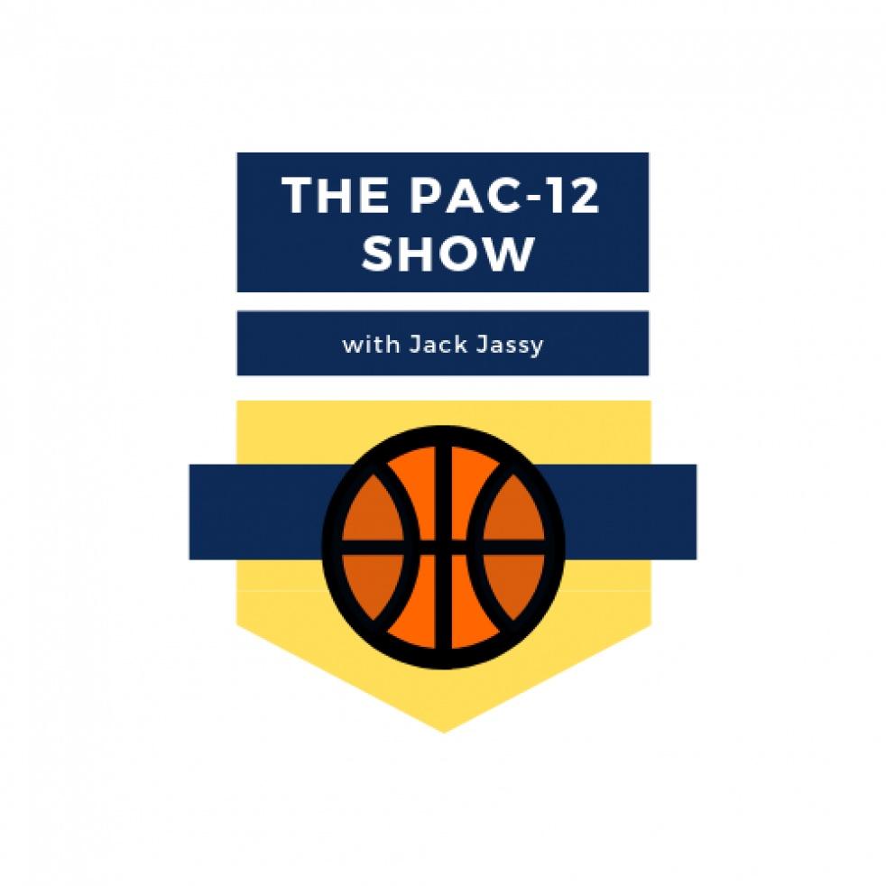 The Pac-12 Show with Jack Jassy - immagine di copertina dello show