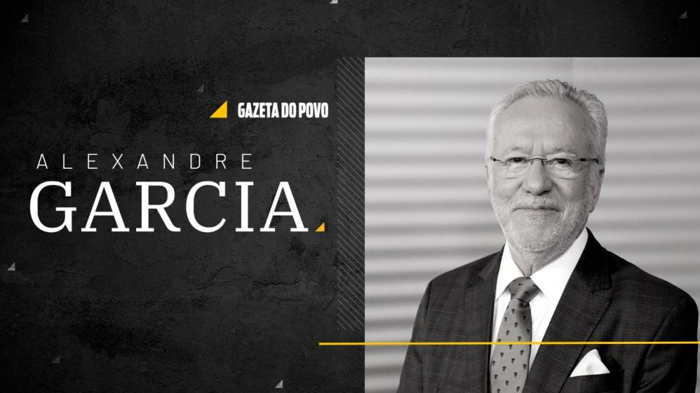 Alexandre Garcia - Vozes - Gazeta do Povo - Cover Image