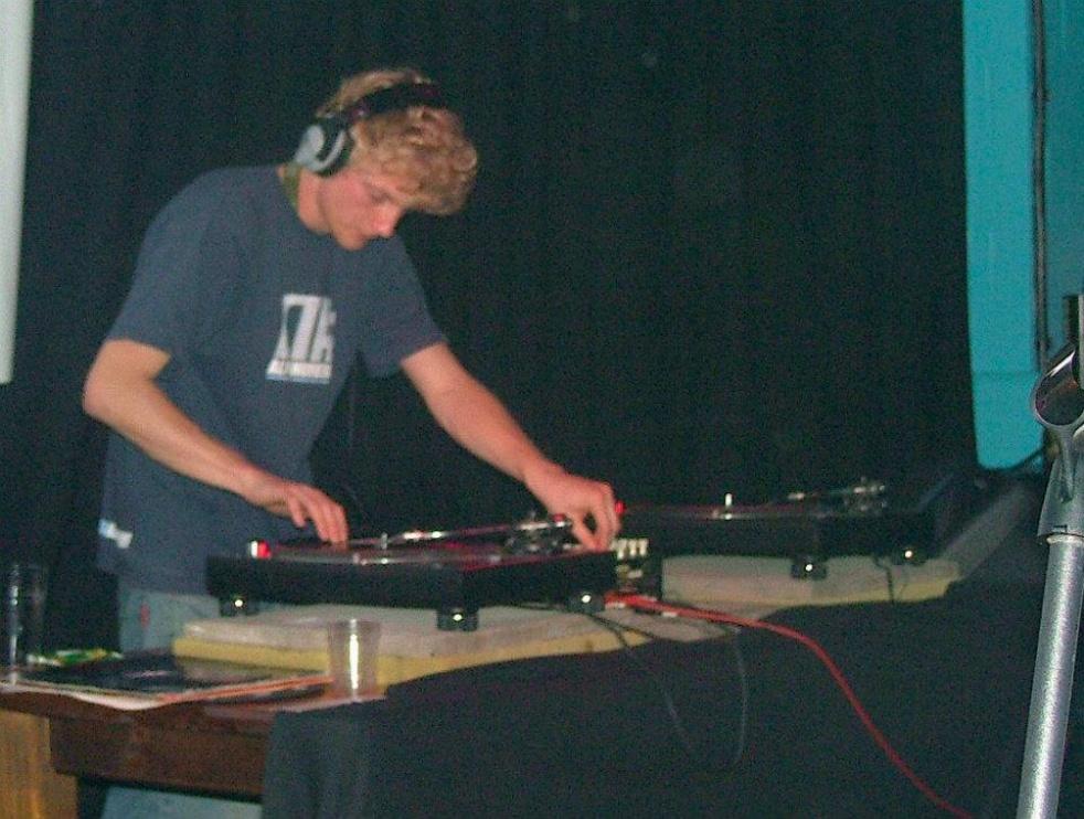 DJ Spinz - Cover Image