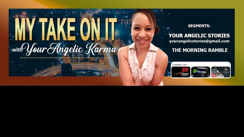 My Take On It with Your Angelic Karma® - imagen de show de portada