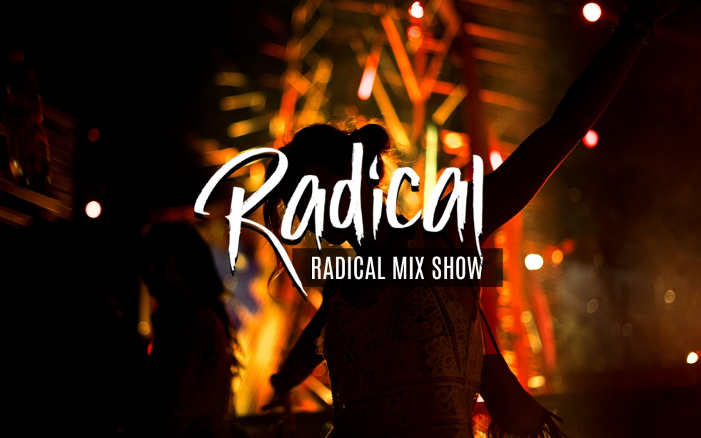 Live Radical Mix Show - show cover