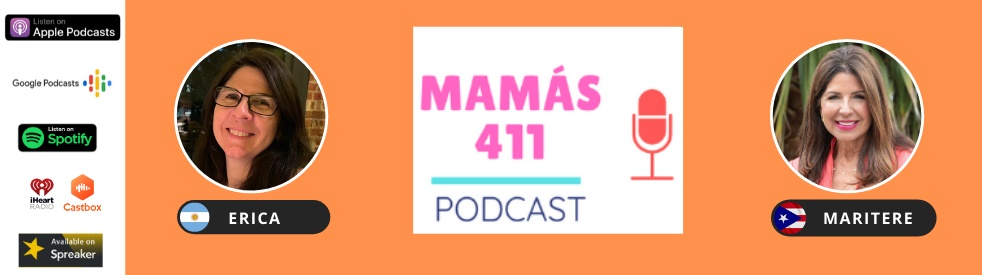 Mamás 411 Podcast - Cover Image