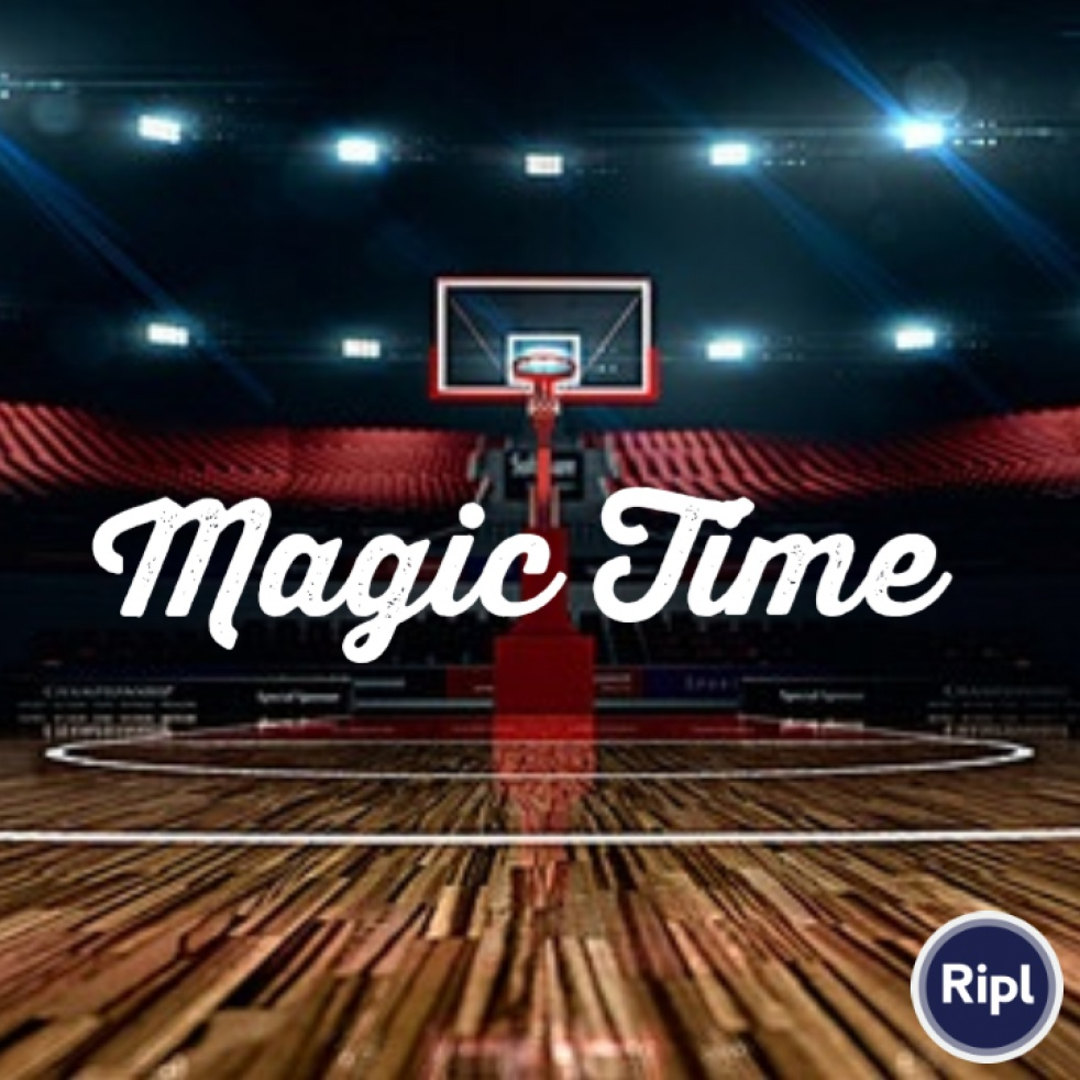 Magic Time - Cover Image