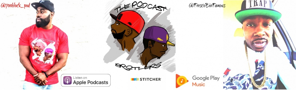 The Podcast Brothers - show cover