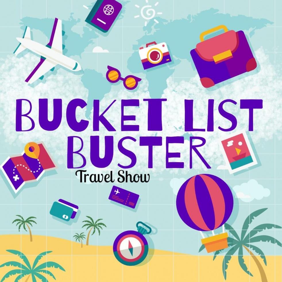 Your Bucket List Buster - immagine di copertina
