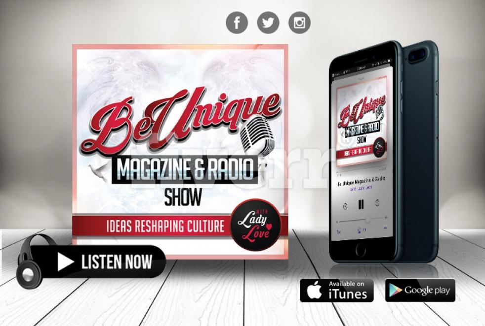 BeUnique Magazine and Radio Show - Cover Image