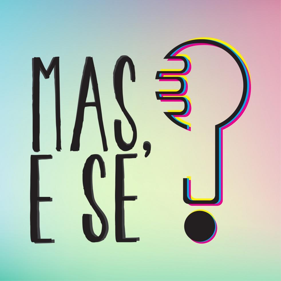 Mas e se? - Cover Image