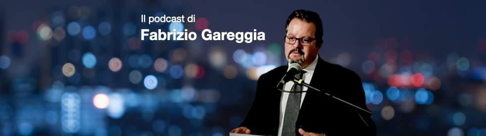 Fabrizio Gareggia's podcast - Cover Image