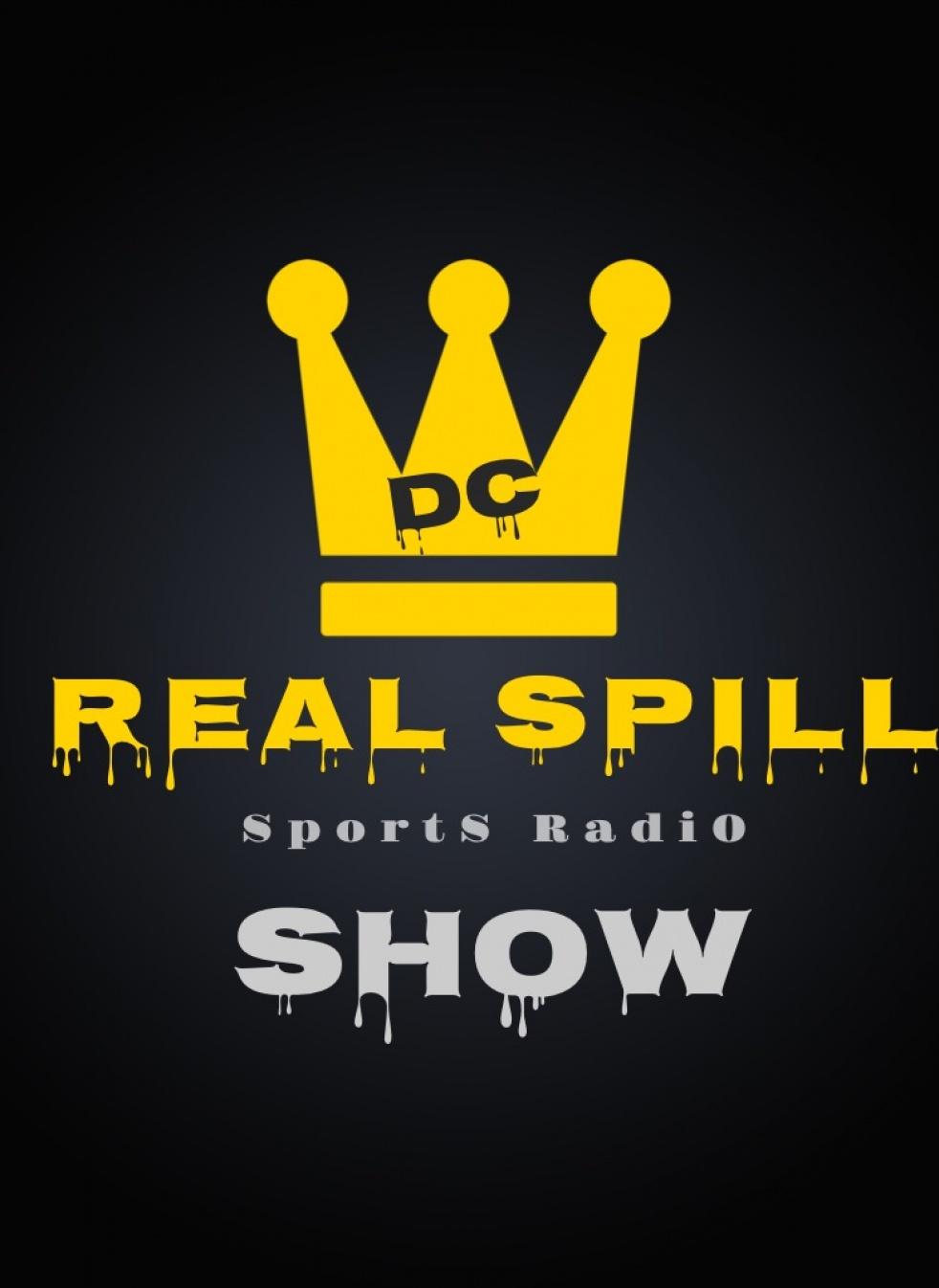 Real SpiLL Sports Radio - immagine di copertina