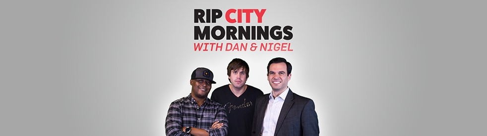 Rip City Mornings - show cover