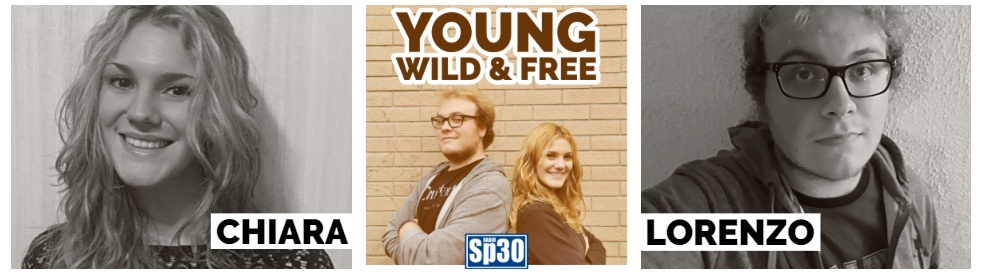 YOUNG, WILD & FREE - #RadioSP30 - show cover