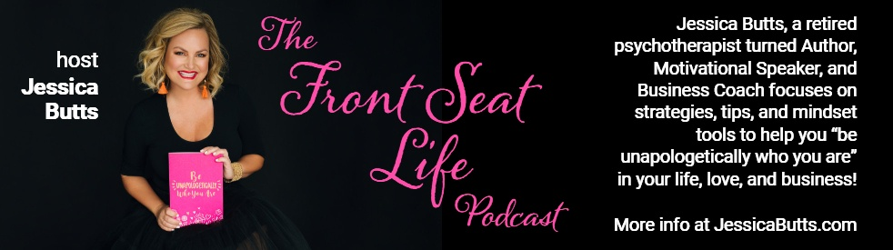 Front Seat Life Podcast - Cover Image