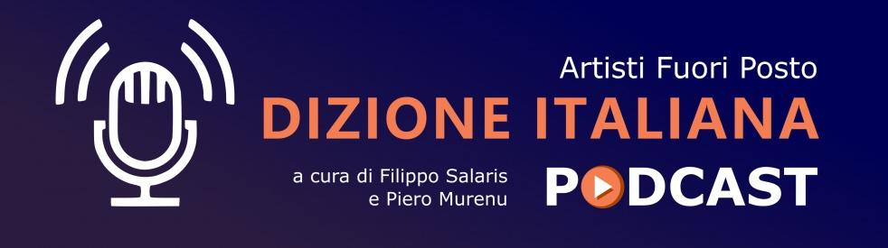 Dizione Italiana Podcast - Corso online - imagen de show de portada