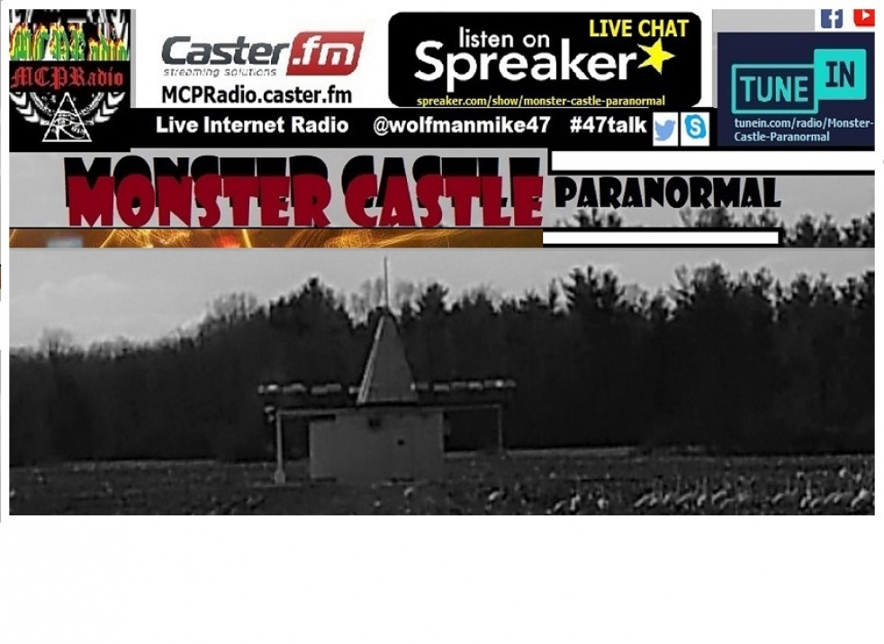 Monster Castle Paranormal - show cover