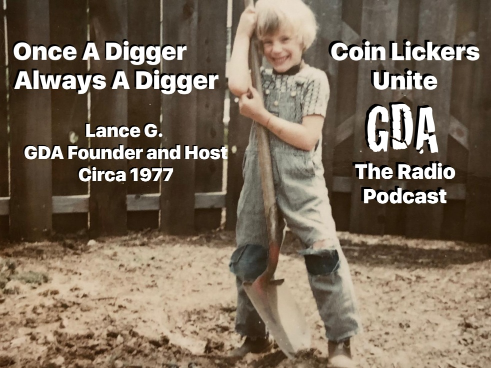 The GDA Radio Podcast - show cover