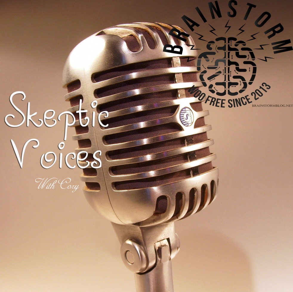 Skeptic Voices - show cover