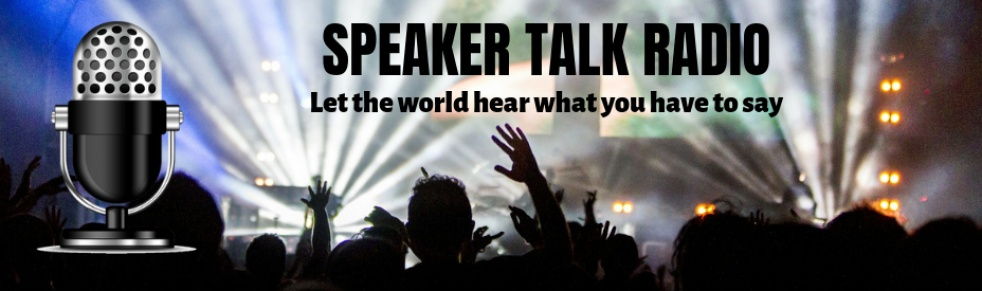Speaker Talk Radio - imagen de portada
