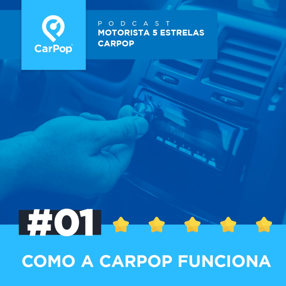 Motorista 5 Estrelas CarPop - immagine di copertina