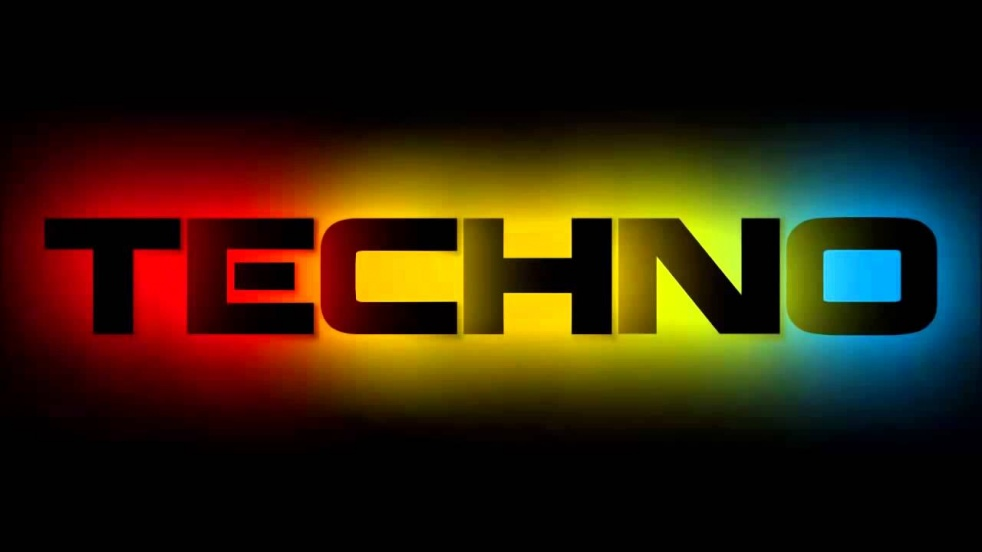 TECHNO on the NIGHT - show cover