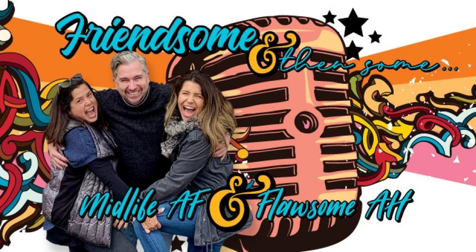 Friendsome and Then Some!! - immagine di copertina