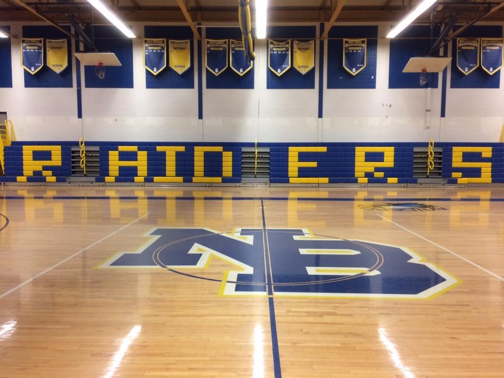 North Brunswick Raiders Basketball - imagen de show de portada