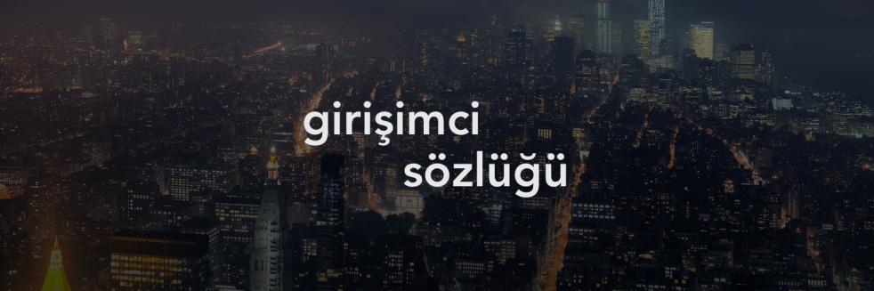 girişimci sözlüğü - Cover Image