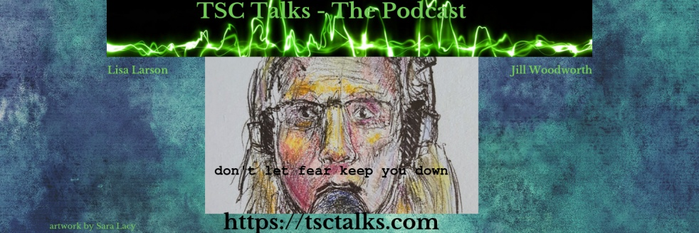 TSC Talks! - show cover