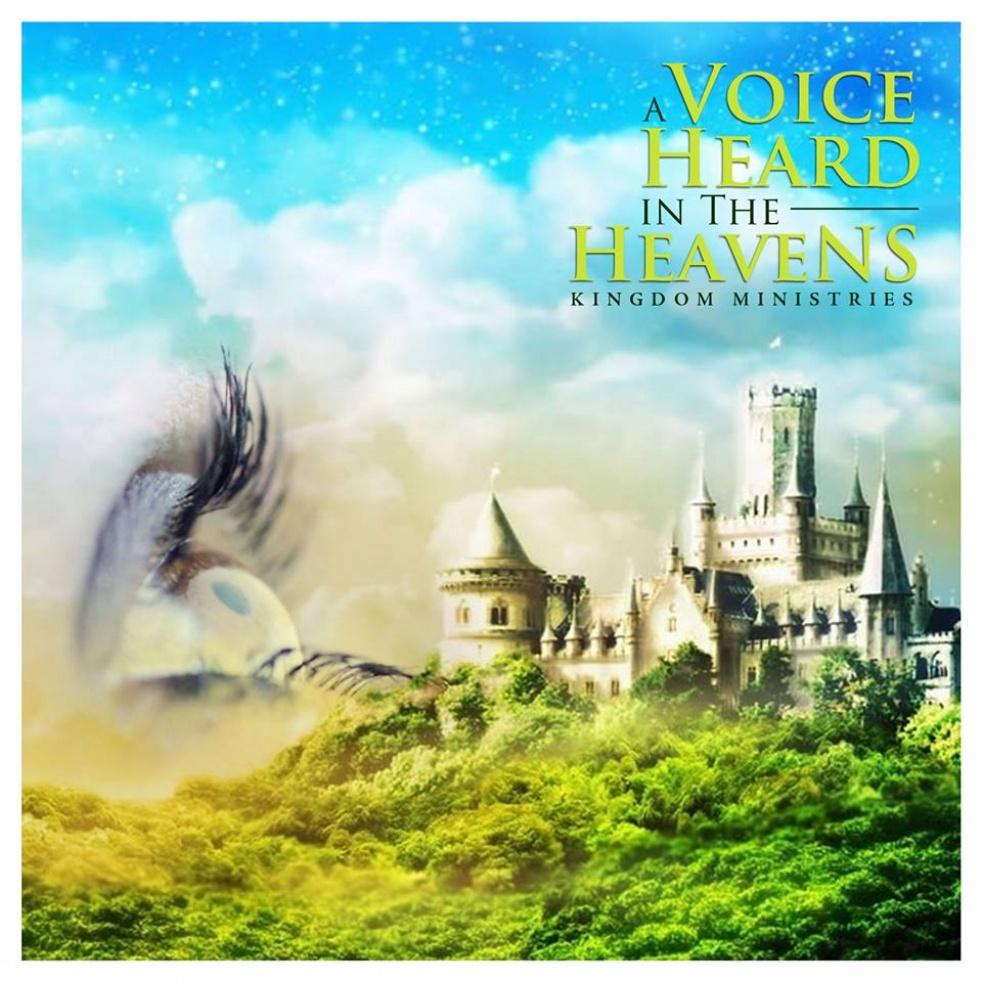 A Voice Heard in Heavens - imagen de show de portada