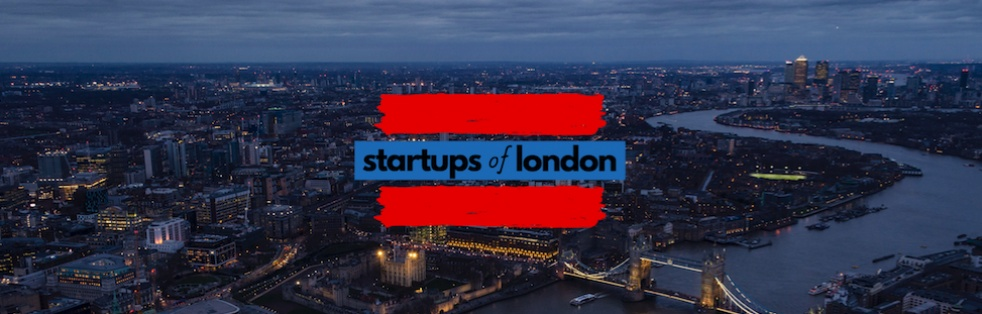 Startups of London - Cover Image