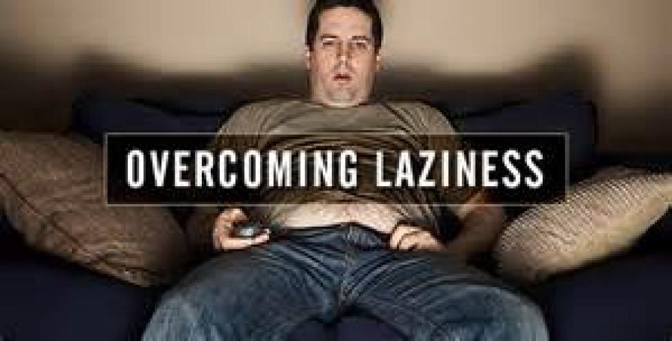 Avoiding Spiritual Laziness #2 - show cover