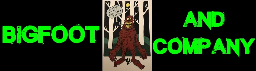 Bigfoot and Company - imagen de show de portada