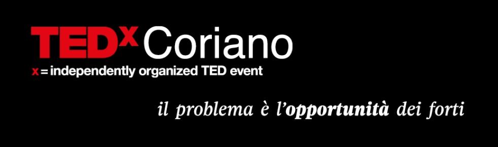 TEDx Coriano - imagen de show de portada