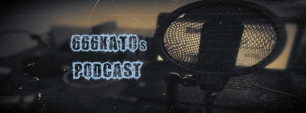 666Kato's Podcast - Cover Image