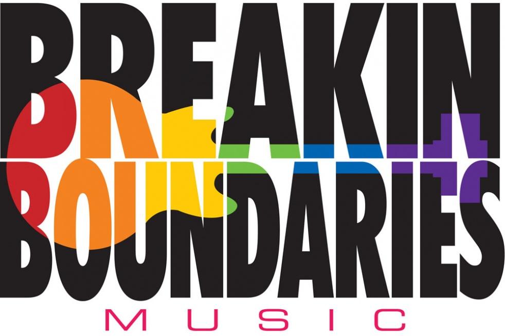 Breakin Boundaries Music - imagen de show de portada