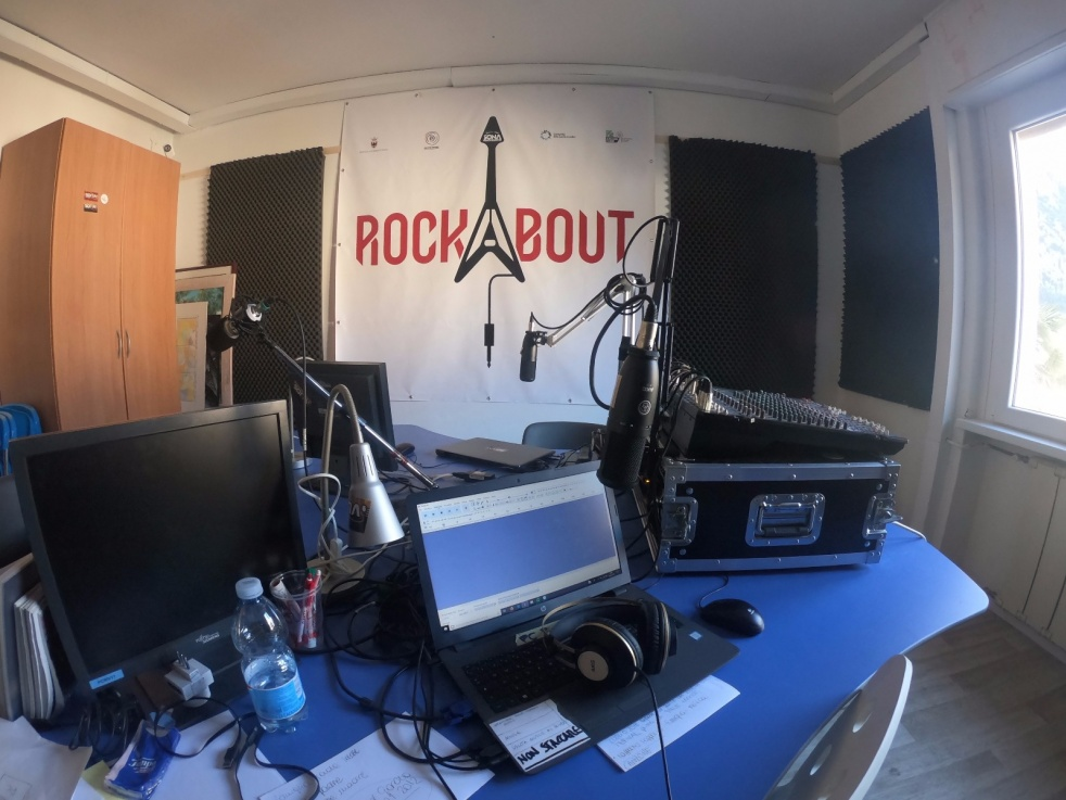 Rockabout The Interview - Cover Image