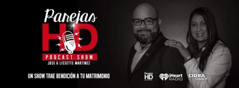 Parejas HD Podcast Show - imagen de show de portada