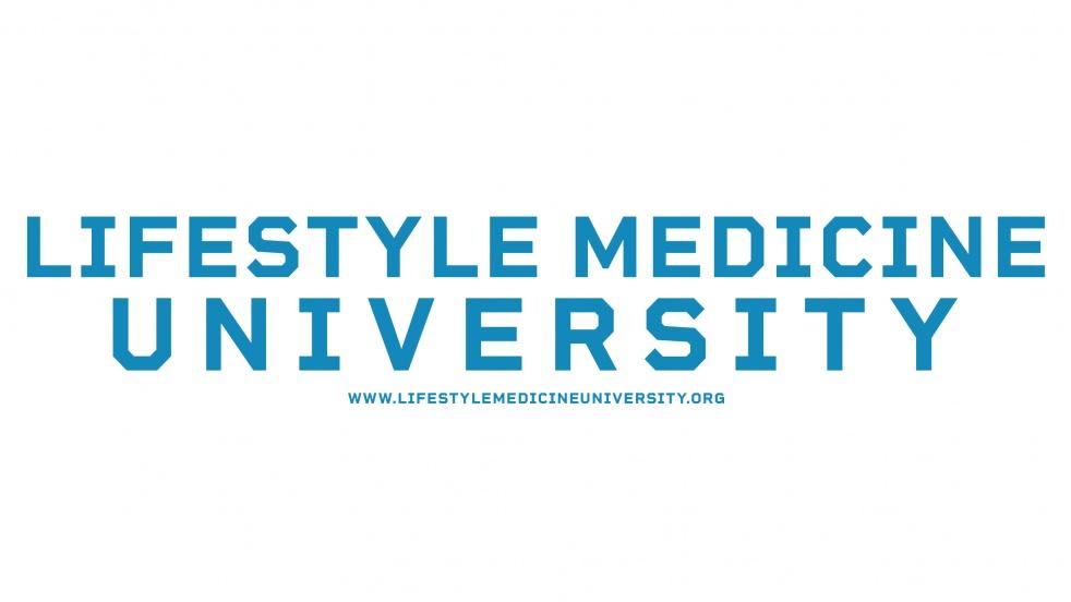 Lifestyle Medicine University - Cover Image