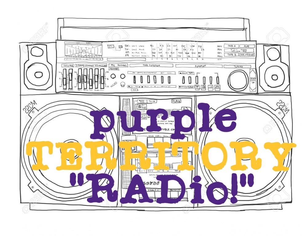 purpleTERRITORY Pre-Game Show - show cover