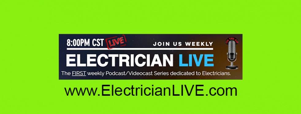 ELECTRICIAN LIVE- PODCAST - imagen de portada