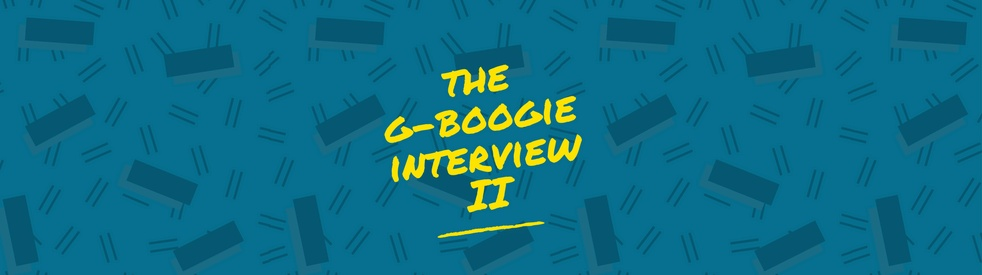 The G-Boogie Interview II - show cover