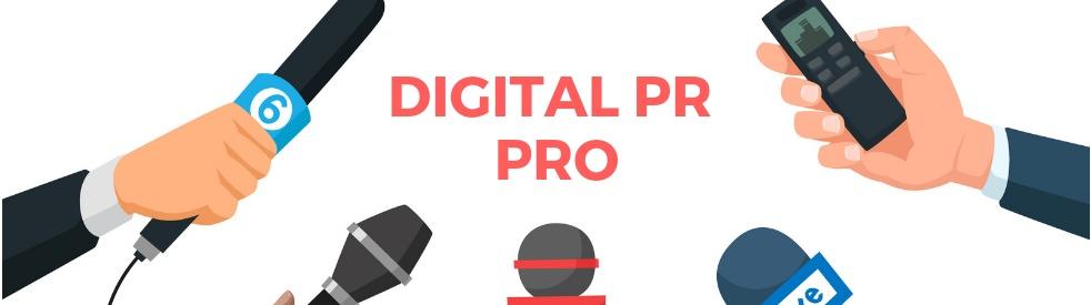 Digital PR Pro - immagine di copertina dello show