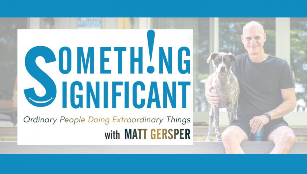 Something Significant With Matt Gersper - Cover Image