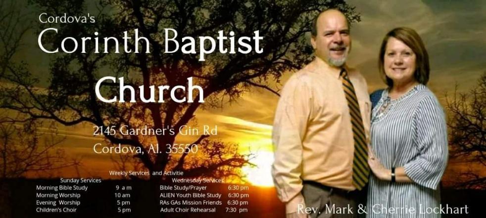 Corinth Baptist Church - Cover Image
