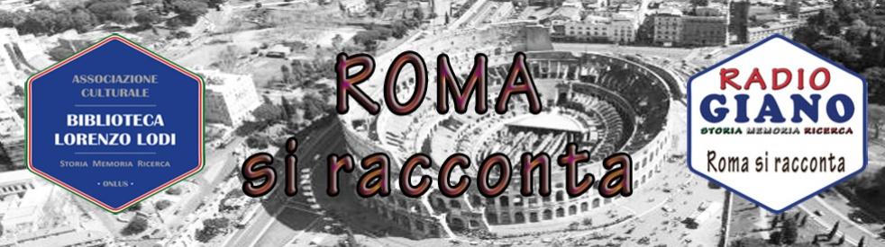 ROMA si RACCONTA - immagine di copertina