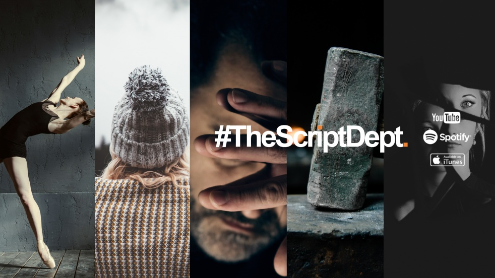 The Script Department - imagen de show de portada