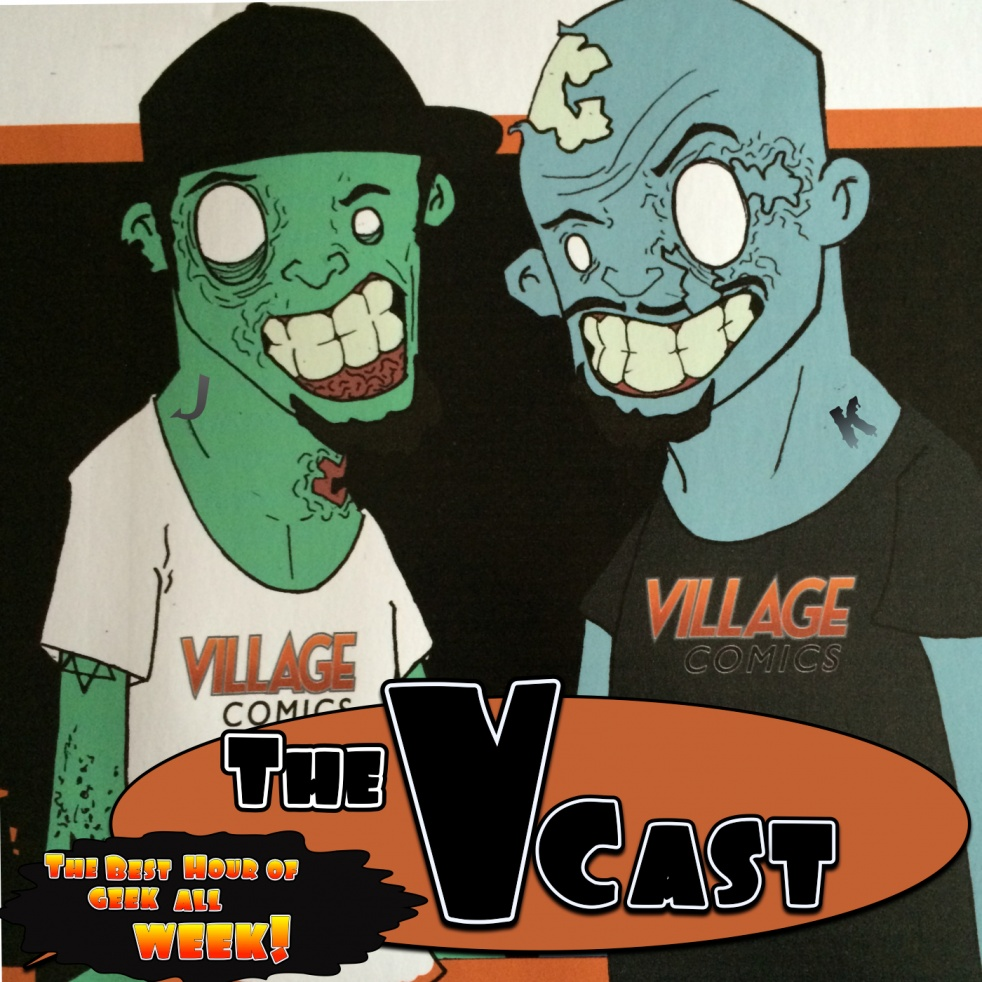 The Vcast - show cover