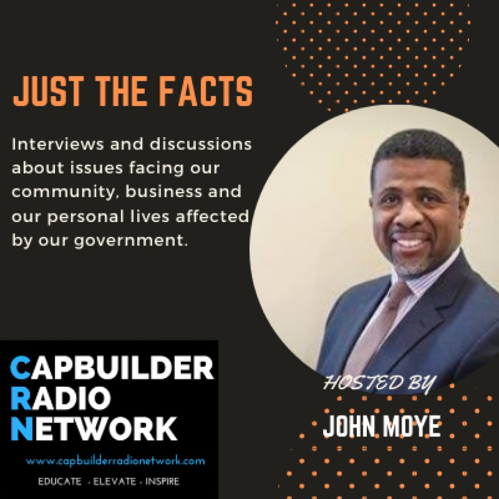 Just The Facts with John Moye - Cover Image